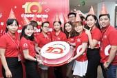 Home Credit Việt Nam mừng sinh nhật 10 tuổi