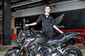 Honda chính thức phân phối xe mô tô chính hãng: Sốc