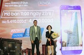 Hôm nay 27-6: Galaxy J7 Duo bán độc quyền qua Lazada
