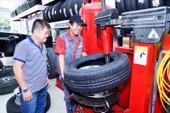 Bridgestone: Đạt 50 trung tâm dịch vụ lốp xe trên cả nước