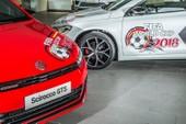 Volkswagen Scirocco khuyến mãi đặc biệt dịp World Cup 2018
