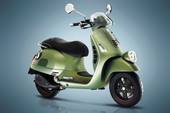 Ra mắt phiên bản giới hạn Vespa Sei Giorni - 300cc