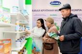 Vinamilk: 'Doanh nghiệp xuất khẩu uy tín' năm 2017