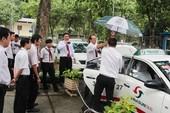 Vinasun huấn luyện nghiệp vụ taxi châu Âu cho tài xế