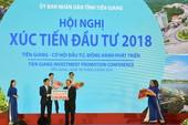 Vietcombank đồng hành phát triển kinh tế-xã hội Tiền Giang