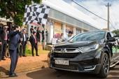 Honda CR-V và Jazz ít ngốn nhiên liệu đến bất ngờ