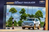 Trải nghiệm off-road miễn phí cùng Chevrolet Trailblazer