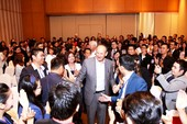 Việt Nam tiếp tục dẫn đầu thế giới về tinh thần khởi nghiệp