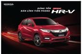Honda HR-V: chiếc B-SUV cá tính cho gia đình trẻ