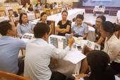 Tập huấn kỹ năng cho 40 tổng phụ trách đội miền Trung