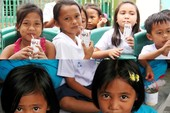 Đề án Sữa học đường: Vì tầm vóc trẻ em Việt Nam