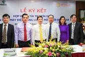 Vietcombank tài trợ 785 tỷ đồng dự án điện mặt trời BP SOLAR 1