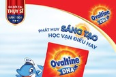 Ovaltine, sản phẩm ca cao lúa mạch có chứa DHA
