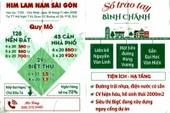 """Cảnh báo mạo danh mở bán dự án """"Him Lam Bình Chánh"""""""