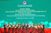 Agribank cam kết đầu tư hơn 700 tỉ đồng tại Cao Bằng