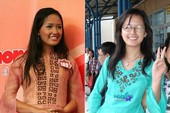 3 hoa hậu Việt lột xác từ đen nhẻm sang trắng sứ