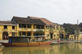 Hội An lọt top bốn thành phố có dòng kênh nổi tiếng nhất thế giới