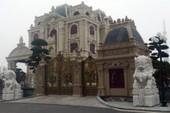 Những 'lâu đài' ở Việt Nam khiến du khách phải trầm trồ…