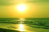 Về quê lúa khám phá cồn biển đẹp nhất xứ Bắc