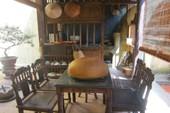 'Gặp lại' không gian sống của gia đình trung lưu phố cổ Hà Nội xưa