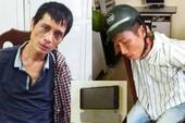 Cảnh sát giao thông bắt 2 tên cướp giật trên đường