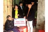 Hỗ trợ xây nhà tình thương tại tỉnh Thái Bình