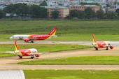 Vietjet tăng thêm 500 chuyến bay các chặng từ Hà Nội, TP.HCM