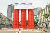 Nhật muốn xây trung tâm thương mại ngầm Bến Thành gần 6.400 tỉ đồng