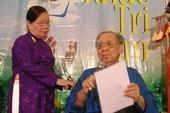 Tình huynh nghĩa muội của GS Trần Văn Khê và nữ sĩ Hỷ Khương