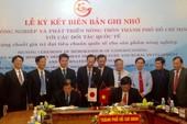 TP.HCM ký kết sản phẩm nông nghiệp với Nhật Bản và quốc tế