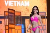Huyền My dừng chân ở top 10 Hoa hậu Hoà bình Thế giới
