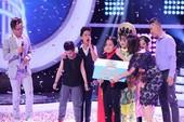 Thụy Bình đoạt quán quân Gương mặt thân quen nhí 2017