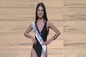 Ngắm Thùy Dung mặc bikini chung kết Hoa hậu Quốc tế
