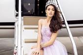 Vẻ đẹp bốc lửa mà dịu dàng của tân Hoa hậu Hoàn vũ 2017