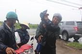 Bến Tre: Sơ tán hơn 22.000 dân trú bão số 16
