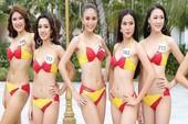 'Bỏng mắt' ngắm 42 người đẹp Hoa hậu Hoàn vũ mặc bikini