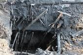 Sập nóc hầm lò, 1 công nhân tử vong