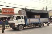 Thương tâm: Nữ sinh lớp 7 đi học về bị xe tải tông tử vong
