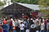 Hình ảnh làm xấu 'Chợ quê ngày hội' ở Festival Huế