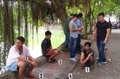 Bắt đồng phạm vụ nam thanh niên tử vong dưới hồ