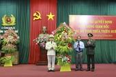 Thừa Thiên-Huế có tân giám đốc công an tỉnh