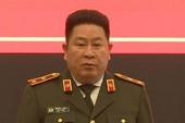 Tướng Bùi Văn Thành bị cách chức thứ trưởng Bộ Công an