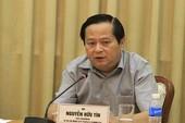 Cựu Phó Chủ tịch TP.HCM Nguyễn Hữu Tín bị khởi tố ở vụ án khác