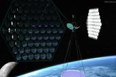 Tham vọng xây dựng nhà máy điện mặt trời trong không gian