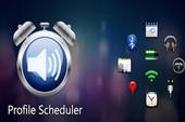 Tự động hóa smartphone với Profile Scheduler