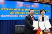 NAVER và ĐH KHXH & NV phối hợp thúc đẩy văn hóa Việt - Hàn