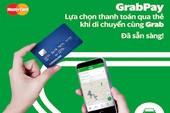 GrabPay - Đi xe không cần trả tiền mặt