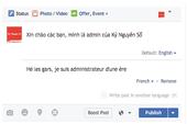 Facebook tự động dịch bài viết của bạn sang 44 ngôn ngữ
