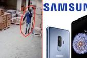 1.000 chiếc Samsung Galaxy S9 vừa bị lấy cắp