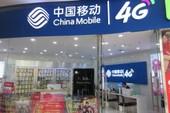 Mỹ cấm China Mobile hoạt động vì lo ngại gián điệp